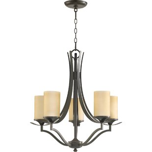 Mission shaker chandeliers youll love save aloadofball Gallery