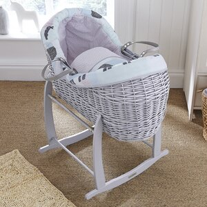 stubenwagen babywiegen stil zeitgen ssisch modern. Black Bedroom Furniture Sets. Home Design Ideas