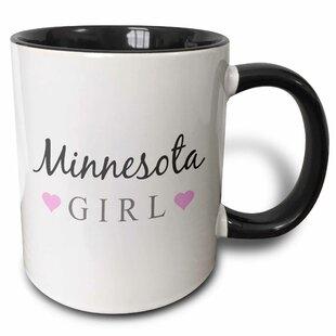 Minnesota Girl Coffee Mug