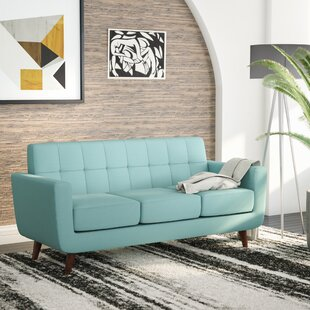 Price comparison Lester Square Arms Sofa by Langley Street Reviews (2019) & Buyer's Guide