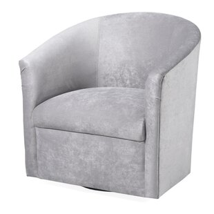 Raphael Swivel Barrel Chair by Willa Arlo Interiors