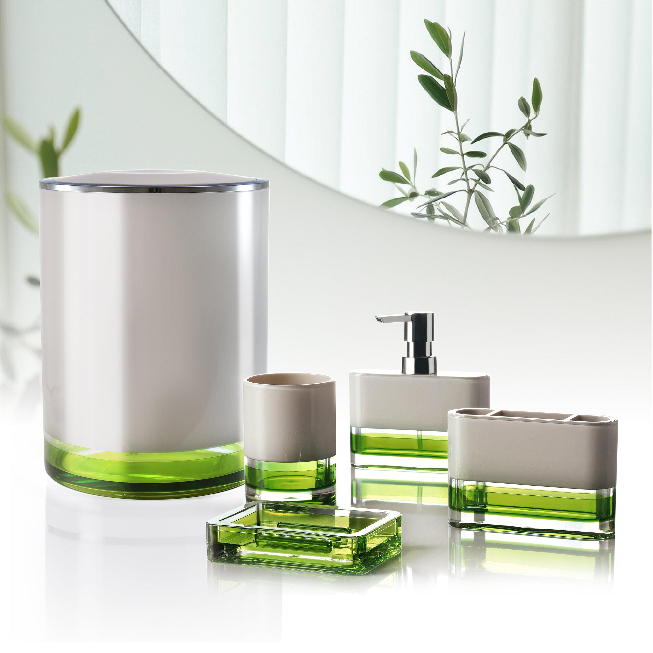 Tatara Group 5 Piece Bathroom Accessories Set