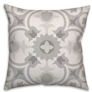 Mallett Tile Throw Pillow