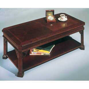 Check Prices Governor'S Coffee Table By Flexsteel Contract