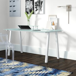 Helferich Simply Glass Credenza desk