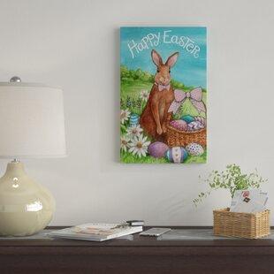 20 Wide Rabbit Wall Art You Ll Love In 2020 Wayfair