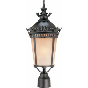 New Orleans Outdoor 1-Light Lantern Head By Volume Lighting Outdoor Lighting