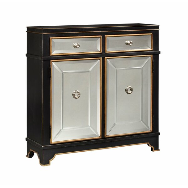 2 Door Cabinet With Drawers | Wayfair