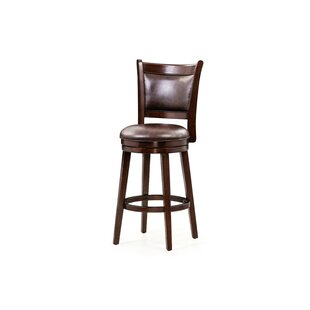 Find the perfect Florencio 24 Swivel Bar Stool by Darby Home Co Reviews (2019) & Buyer's Guide