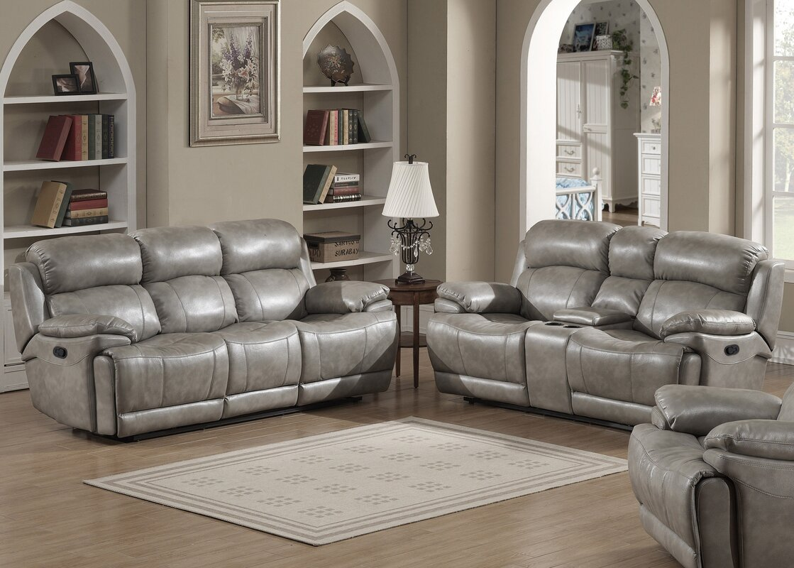 Delightful Estella 2 Piece Living Room Set
