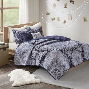Vanmatre Boho Coverlet Set