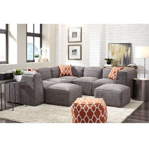sc 1 st  Joss u0026 Main : modular sectional couch - Sectionals, Sofas & Couches