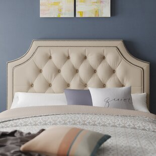 Devitt Upholstered Panel Headboard