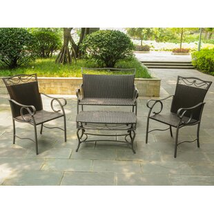 Stapleton 4 Piece Sofa Set