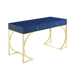 Turrell Desk by Everly Quinn Great Reviews