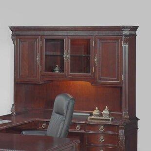 Drumankelly 50 H x 76.5 W Desk Hutch by Astoria Grand
