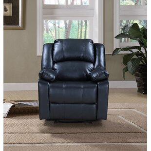 Geron Couch Lounger Manual Recliner