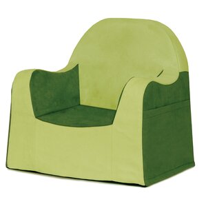Little Reader Kidu0027s Foam Club Chair