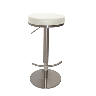 Caudell Adjustable Height Bar Stool Orren Ellis