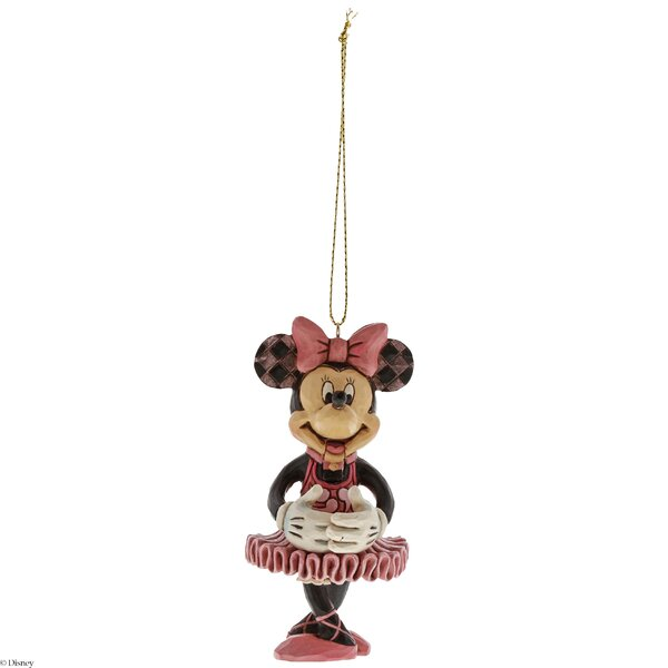 Mickey Mouse Amp Friends Minnie Mouse Nutcracker Hanging