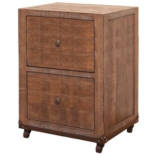 Rittenberry 2 Drawer Vertical Filing Cabinet