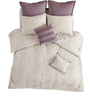 Evelina Reversible Comforter Set