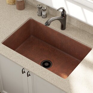 copper kitchen sinks you ll love wayfair rh wayfair com kitchen sinks copper reviews kitchen sink copper soap dispenser