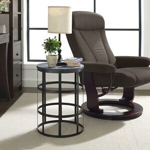 Sentry End Table by Serta ..