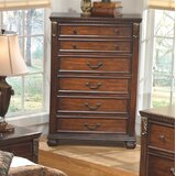 Rosia 5 Drawer Chest by Astoria Grand