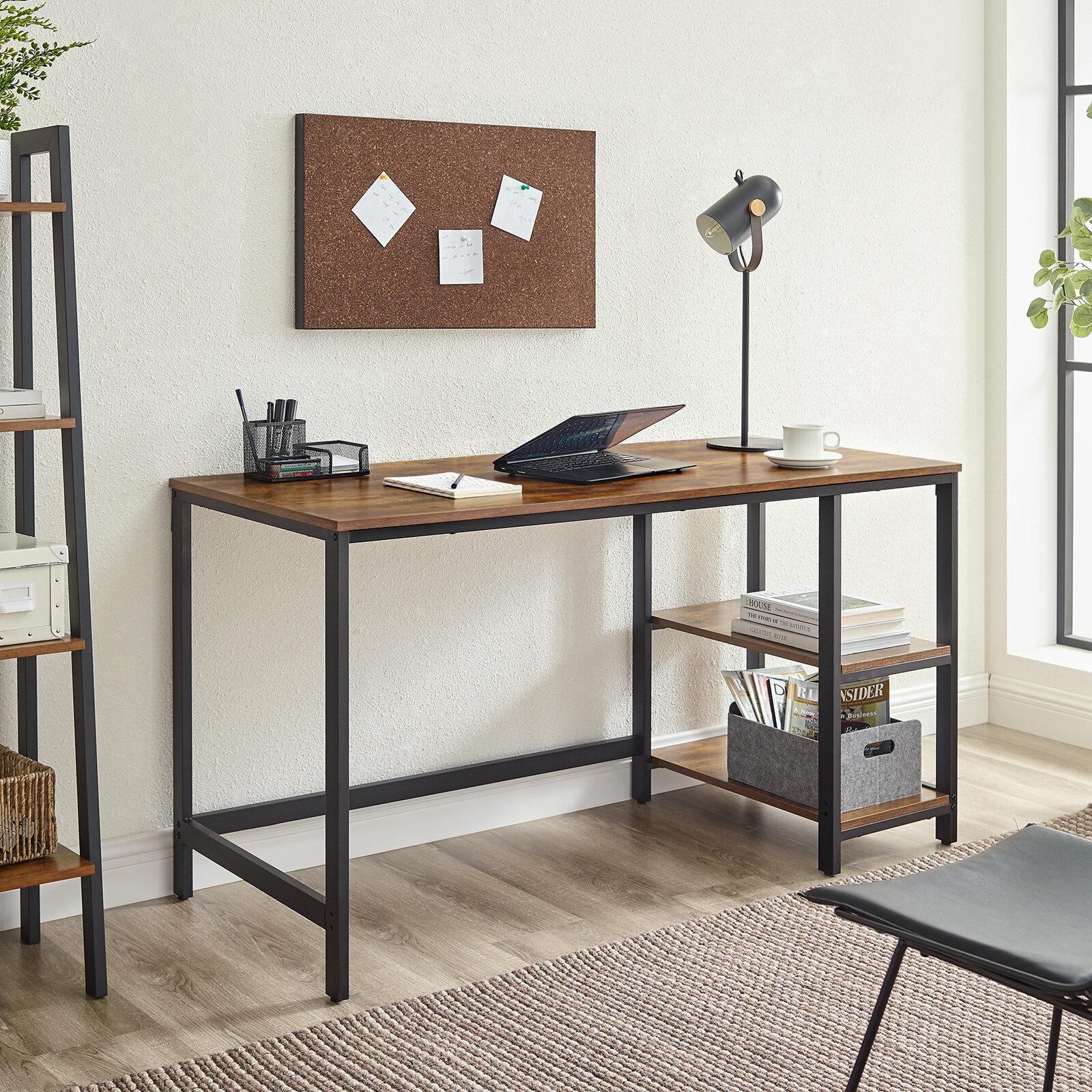 Williston Forge Robichaux Reversible Desk & Reviews | Wayfair