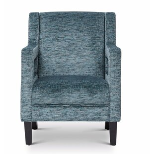 Comparison Gracey Armchair by Ivy Bronx