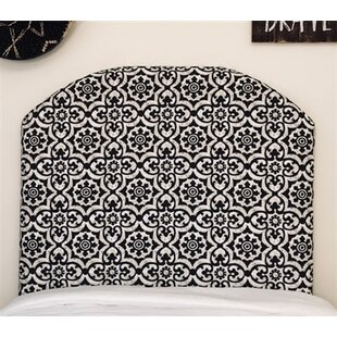 Horan Beveled Twin/Twin XL Upholstered Panel Headboard