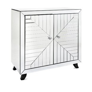 Kleinschmidt 2 Door Accent Cabinet by Mercer41