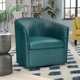 Person Swivel Barrel Chair