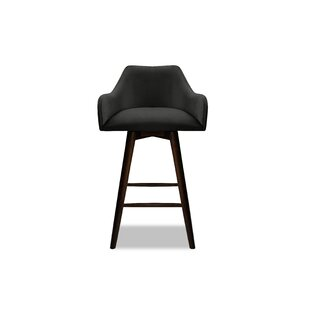Vicky 26 Swivel Bar Stool by Ivy Bronx