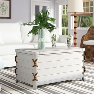Chaz Storage Trunk Coffee Table