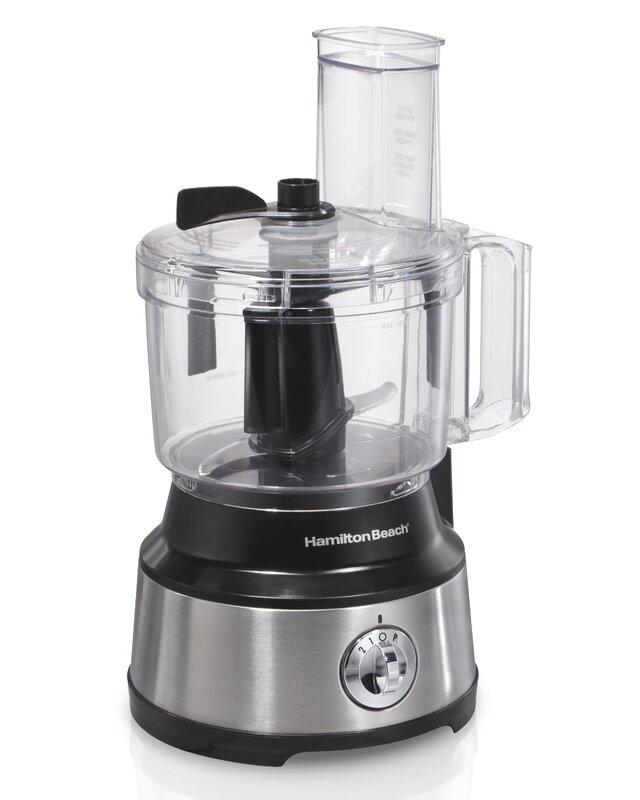 10 Cup Scraper Food Processor
