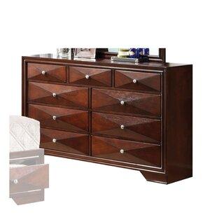 Shop For Keller 9 Drawer Dresser by Orren Ellis