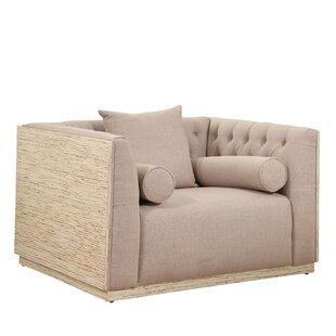 Chauntel Barrel Chair by Willa Arlo Interiors