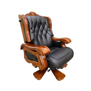 Pridemore Executive Chair by Astoria Grand Top Reviews