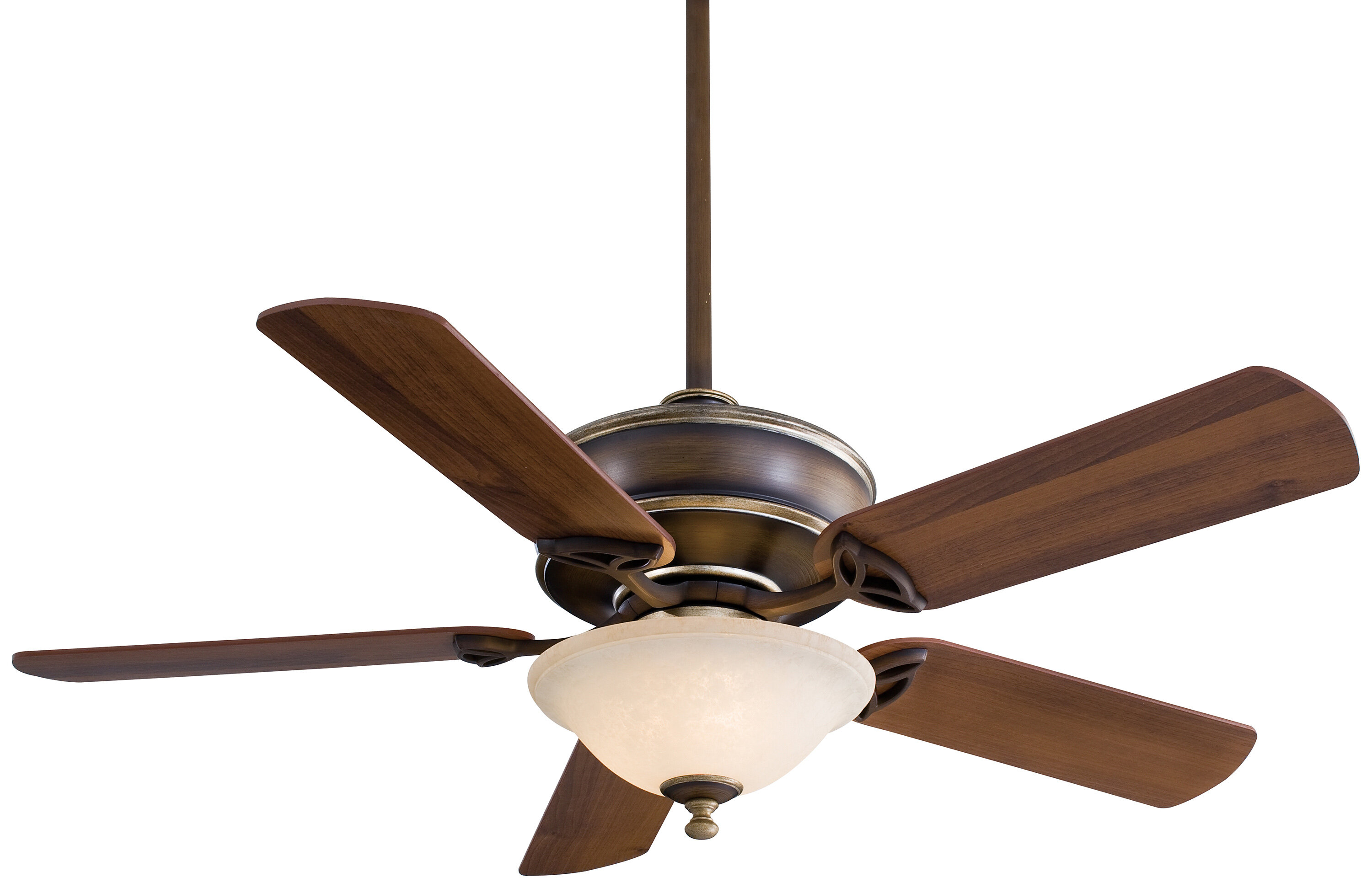"Minka Aire 52"" Bolo 5 Blade Ceiling Fan with Remote & Reviews"
