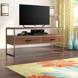 Danli Solid Wood TV Stand for TVs up to 55 by Union Rustic