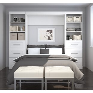 Purchase Walley Murphy Bed by Brayden Studio Reviews (2019) & Buyer's Guide