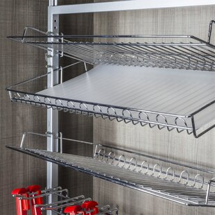 Bargain Rotating Shoe Rack Plastic Liner By Hardware Resources