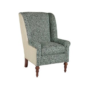 Price comparison New Traditions Wingback Chair by Craftmaster Reviews (2019) & Buyer's Guide