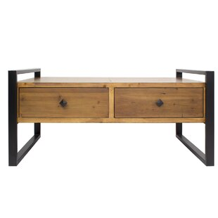 Jenkinsburg 4-Drawer Coffee Table with Tray Top