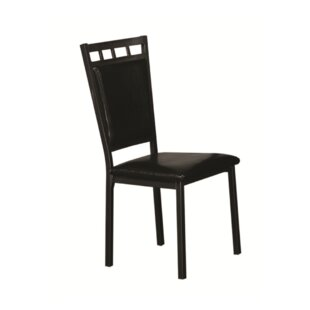 Ginevra Upholstered Dining Chair (Set of 4)