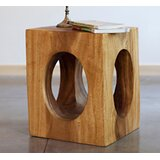 Itzel End Table by World Menagerie
