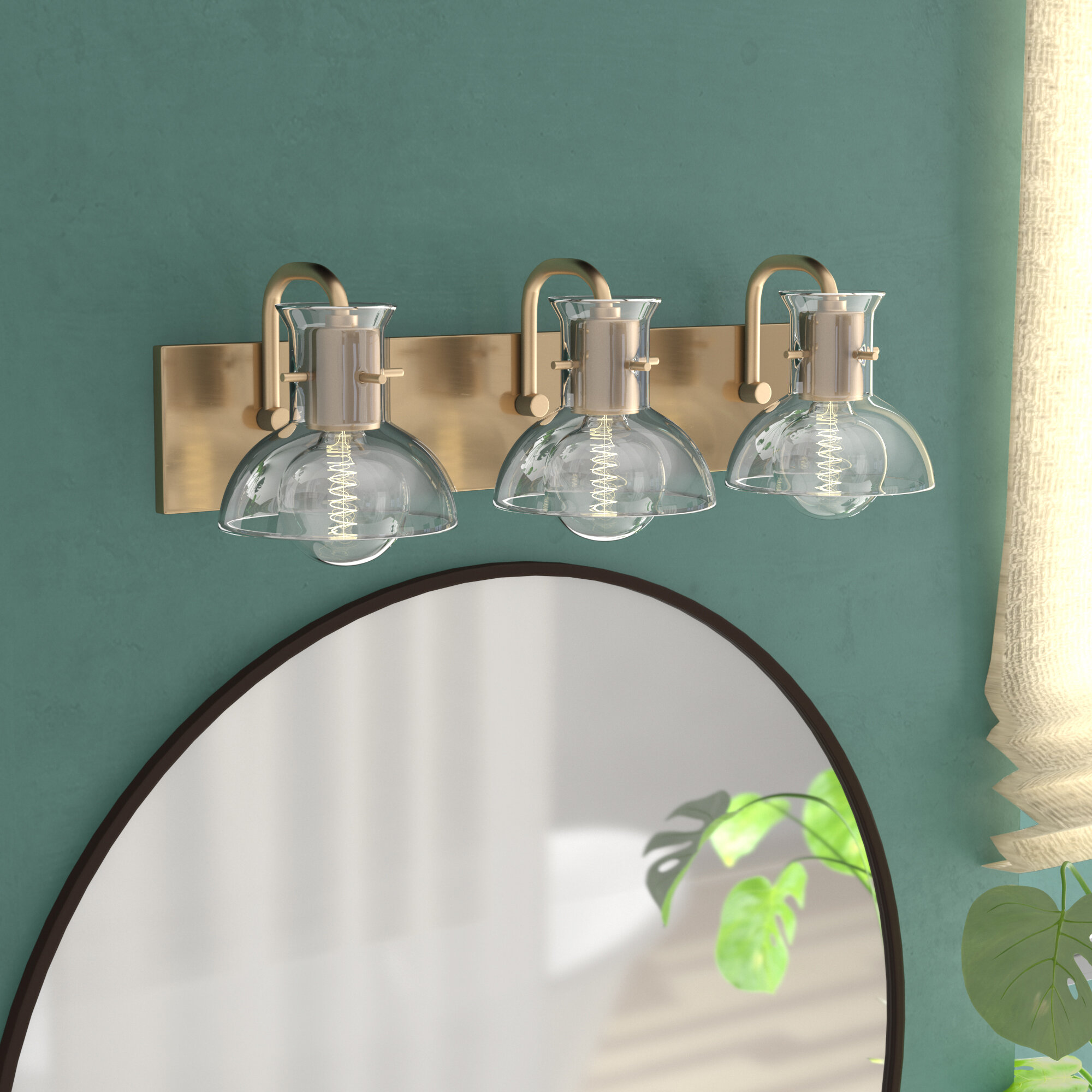 Astounding Altamirano 3 Light Vanity Light Download Free Architecture Designs Aeocymadebymaigaardcom