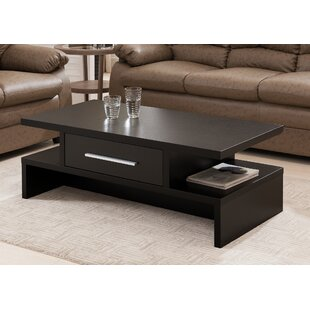 Wylie Rectangular 1 Drawer Coffee Table